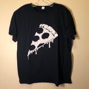 T.Mills PIZZA Tour Shirt